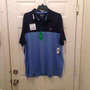 Men's IZOD golf shirt for a size 2XL